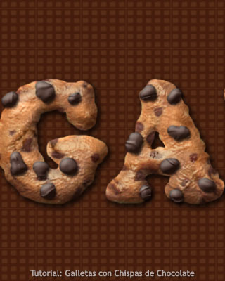 SoloPhotoshop Magazine 19 - Chispas de Chocolate