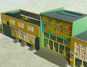 Estación de tren usando Autocad y 3D Studio max