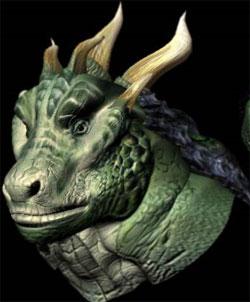 Modelando al Hombre Dragon con Maya