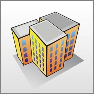 Dibuja un Edificio con  Corel Draw