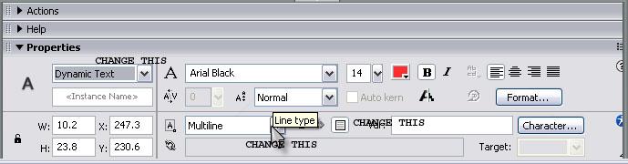 Cargar archivos externos en flash