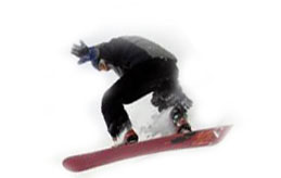 Movimiento de Snowboarder en Macromedia Flash MX
