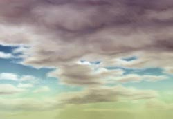 Pintar un paisaje realista parte 1