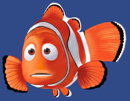 Dibujando a Nemo con Photoshop