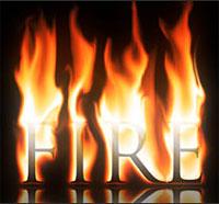 Jugando con Fuego Photoshop
