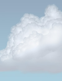 Pintando Nubes con Photoshop