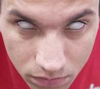 Ojos de zombi en photoshop