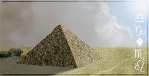 Piramide en Photoshop