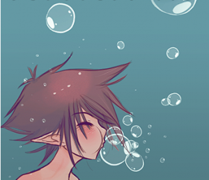 Pinceles de Burbujas
