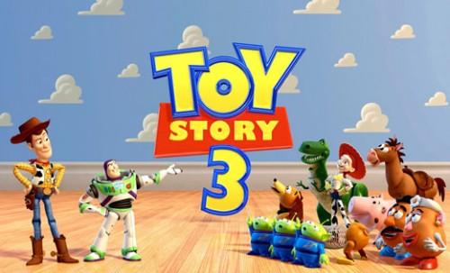 pelicula infantil Toy Story 3
