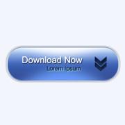 Aqua Style Download Button psd