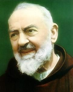 Película del Padre Pío de Pietrelcina