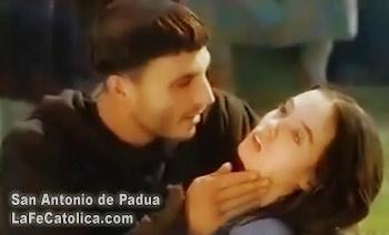 Película de la vida de San Antonio de Padua