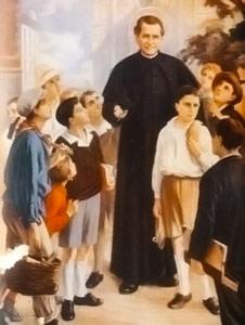 Biografía y película de San Juan Bosco
