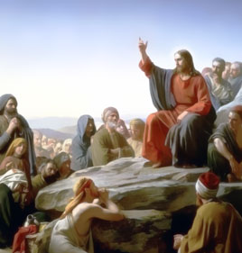 Resultado de imagen para El Sermón de la Montaña