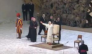 Miercoles de ceniza y mensaje del papa Benedicto XVI