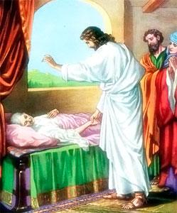 Señor que no Desespere en la Enfermedad