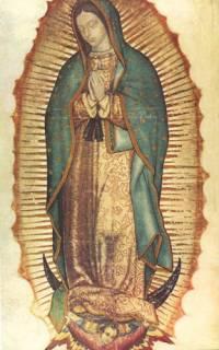 El Manto de la Virgen de Guadalupe