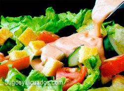 Ensaladas Frescas y Saludables