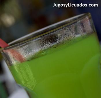 receta de jugo de repollo