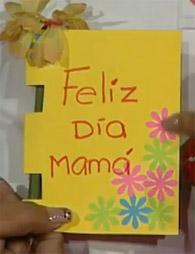 tarjeta para mamá
