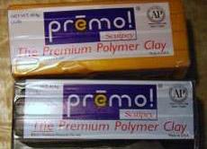 Plastilina de polímero