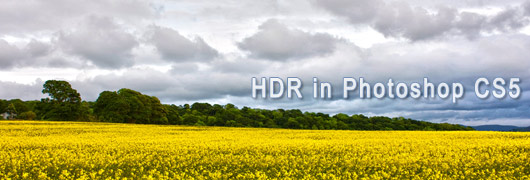 Tutorial HDR Photography with Photoshop CS5