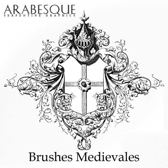 brushes-medievales