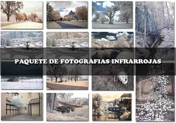 fotografia infrarroja