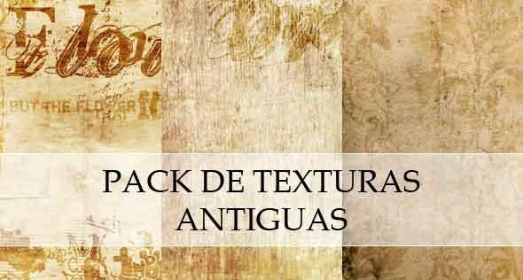 Descarga el pack de texturas antiguas