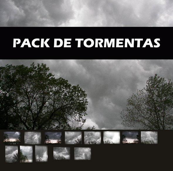 pack tormentas