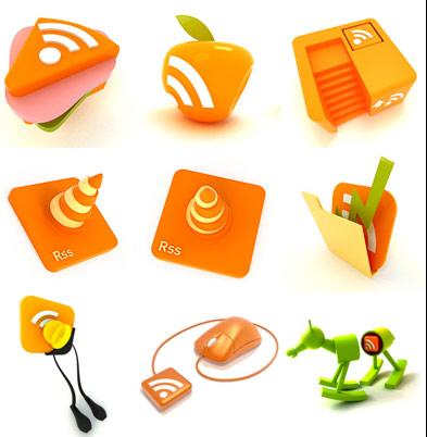 RSS varios diseños