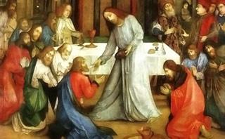 Eucaristía: cuerpo y sangre de cristo