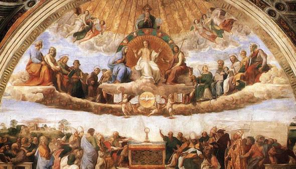 Evidencias de la Eucaristía en la Iglesia Primitiva