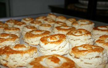 Bisquets de Mantequilla