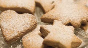Deliciosas Galletas de Canela y Azúcar