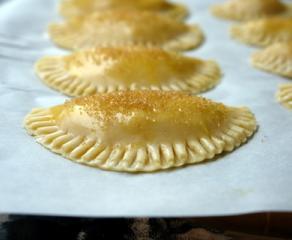 Deliciosas Empanadas de Mermelada de Piña