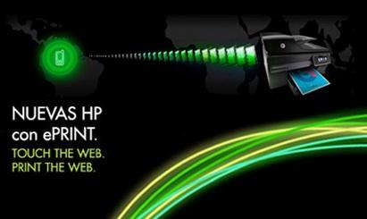 Nuevas HP con ePrint