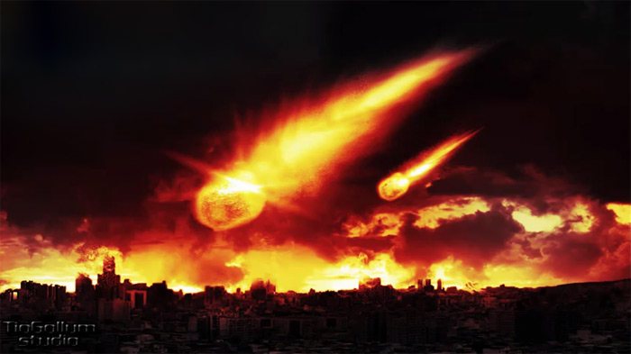 Armagedn en Adobe Photoshop