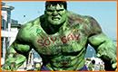 Tatuaje a Hulk