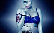 Crear un Cyborg (robot) con Photoshop