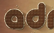 Efecto de Texto Estilo Chocolate con Photoshop