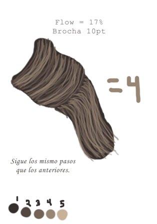 Dibujar cabello con pintura digital 05