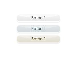 Botones Estilo Web 2.0