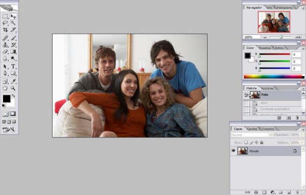 Como hacer un Marco Glaseado tipo MarcoNeo | Solo Photoshop
