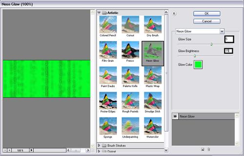 Tutorial Photoshop efecto matrix 04