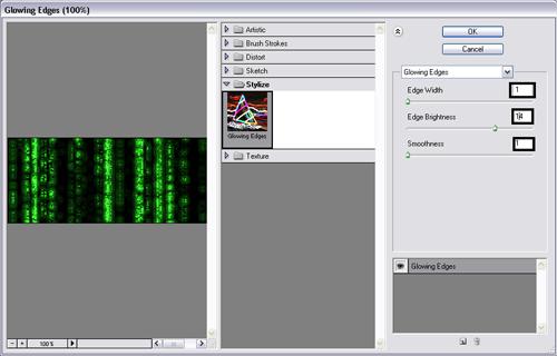 Tutorial Photoshop efecto matrix 05