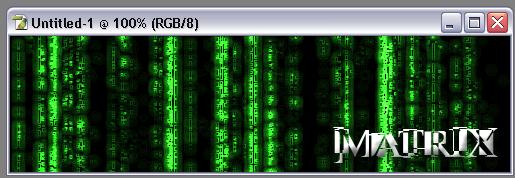 Tutorial Photoshop efecto matrix 06