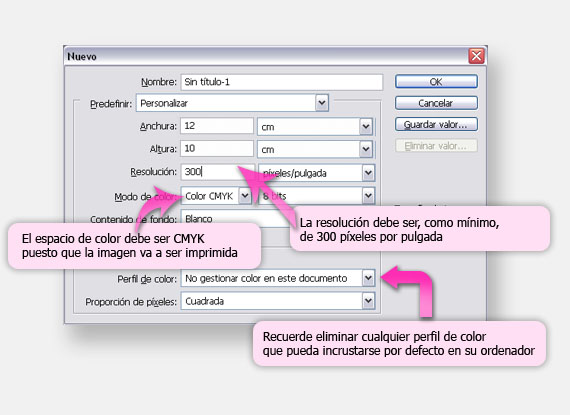 Preparar Imágenes en Alta Resolución para Imprimir | Solo Photoshop