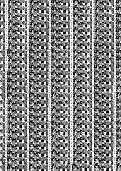 Tutorial Mosaico con carátulas con photoshop 12